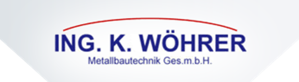 Logo von Ing. K. Wöhrer Metallbautechnik Ges.m.b.H.