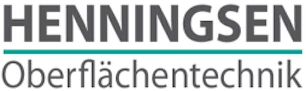 Logo von Oberflächentechnik Henningsen Inh. Lukas Henningsen