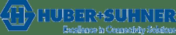 Logo von Huber+Suhner AG