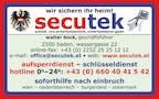 Logo von secutek GmbH - Schlüsseldienst, Aufsperrdienst, Alarmanlagen