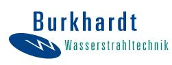 Logo von Volker Burkhardt Fa. Burkhardt Wasserstrahltechnik