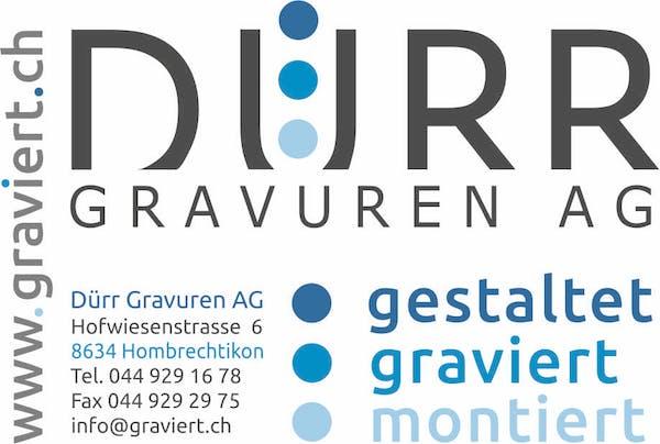 Logo von Dürr Gravuren AG