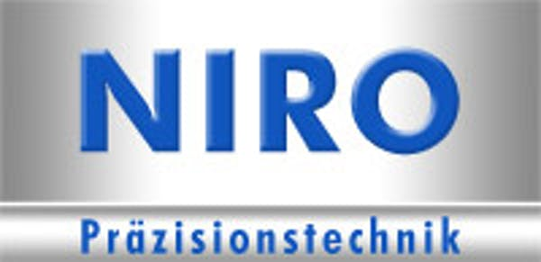 Logo von NIRO Präzisionstechnik GmbH