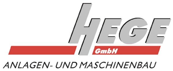Logo von HEGE GmbH