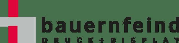 Logo von bauernfeind Druck + Display GmbH