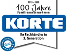 Logo von Korte Baustoffhandel Inh. Fred Korte e.K.