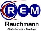 Logo von Rauchmann Elektrotechnik-Montage, Inh. Ramona Rauchmann