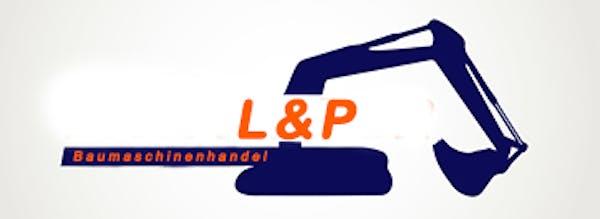 Logo von L & P Baumaschinenhandel UG
