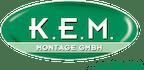 Logo von K.E.M. Montage GmbH