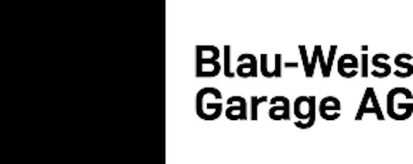 Logo von Blau-Weiss Autohandels AG