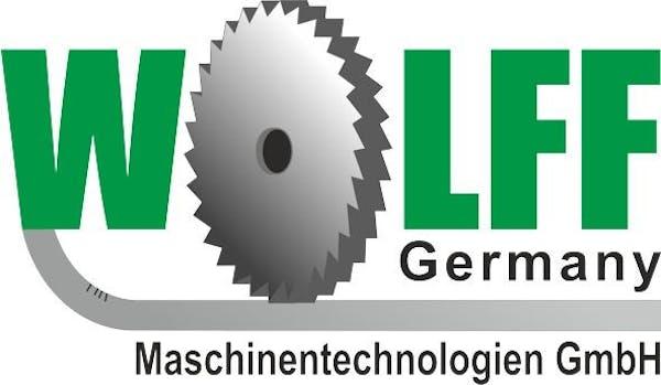 Logo von Wolff Maschinentechnologien GmbH