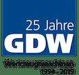 Logo von GDW Werkzeugmaschinen GmbH