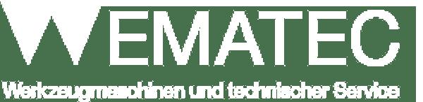 Logo von WEMATEC Werkzeugmaschinen und technischer Service Inh. Bernd Dzierzon
