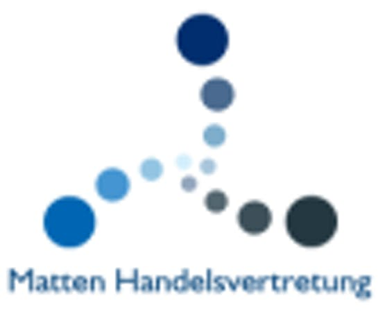 Logo von Matten Handelsvertretung