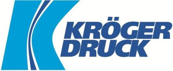 Logo von Krögers Buch- und Verlagsdruckerei GmbH