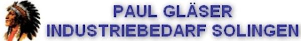 Logo von Paul Gläser Industriebedarf e.K. Inh. Johannes Gregor Berger