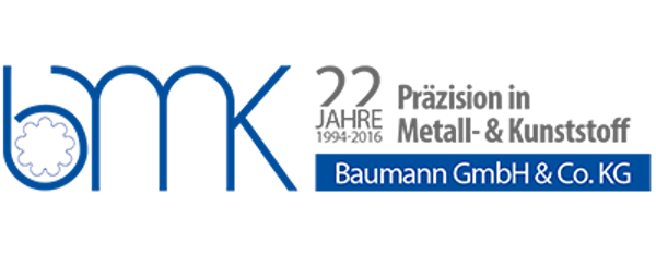 Logo von bmk Baumann GmbH & Co. KG