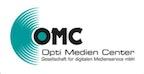 Logo von Opti Medien Center Gesellschaft für digitalen Medienservice mbH