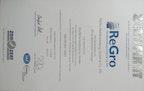 Umwelt Zertifikat DIN EN ISO 14001
