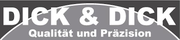 Logo von DICK & DICK Laserschneid- und Systemtechnik GmbH