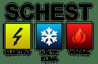 Logo von Elektro u. Kältetechnik Schest