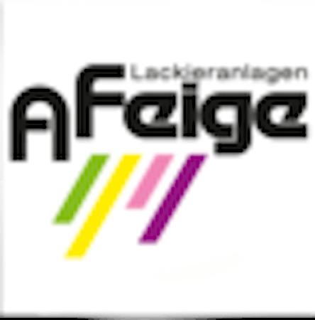 Logo von Alfred Feige GmbH