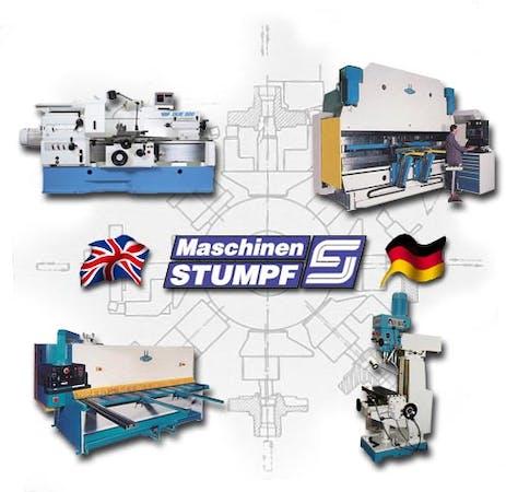 Logo von Maschinen Stumpf GmbH