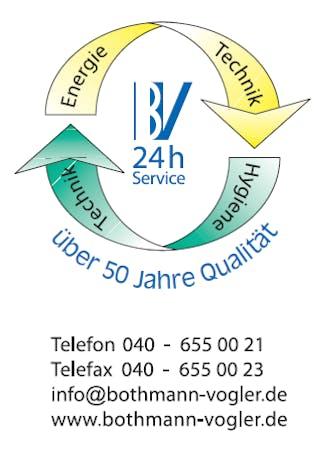Logo von Bothmann + Vogler GmbH