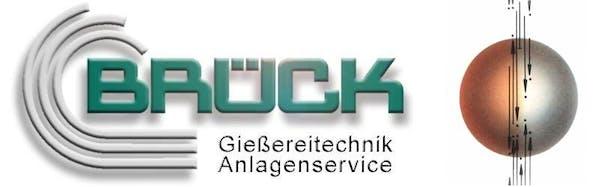 Logo von B.R.Ü.C.K Gießereitechnik und Anlagenservice GmbH