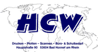 Logo von Honnefer Copy-World H & H GbR
