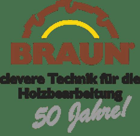 Logo von Braun Maschinenvertrieb GmbH