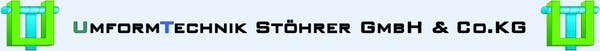 Logo von UT UmformTechnik Stöhrer GmbH & Co. KG