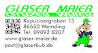 Logo von Glaser Maier