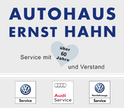 Logo von Autohaus Ernst Hahn GmbH