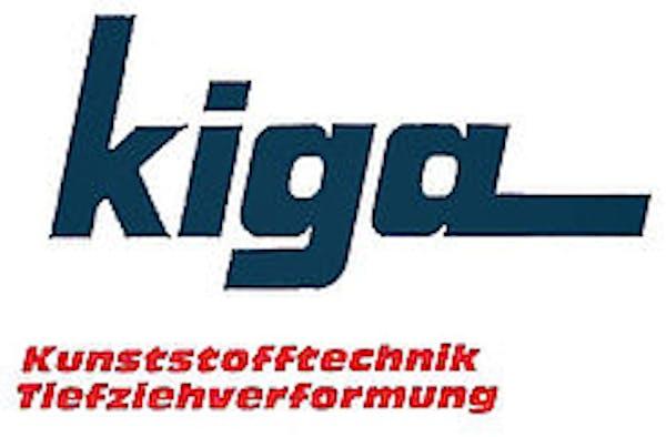 Logo von KIGA Kunststofftechnik GmbH - Komplettlösungen für den Warenfluss