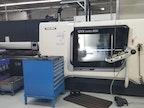 CNC-Drehbearbeitung von Stange