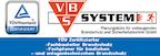 Logo von VBS System-Planungsbüro für vorbeugenden Brandschutz und Sicherheitstechniken GmbH