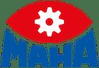 Logo von MAHA Maschinenbau Haldenwang GmbH & Co KG