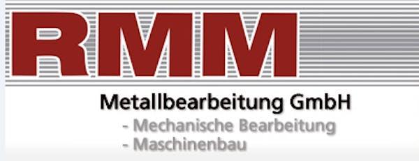 Logo von RMM Metallbearbeitung GmbH
