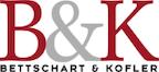 Logo von B&K –Bettschart & Kofler Kommunikationsberatung GmbH