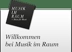 Logo von Musik im Raum