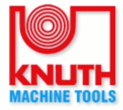 Logo von KNUTH Werkzeugmaschinen GmbH