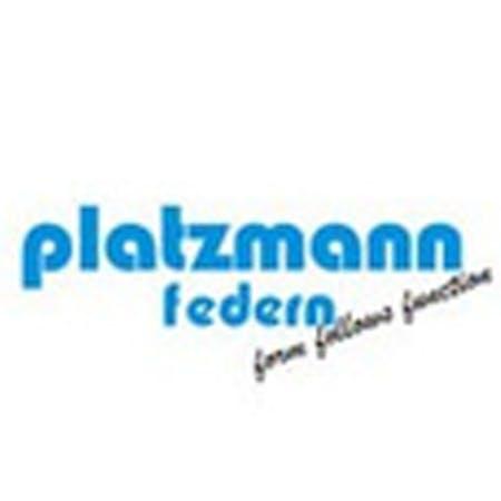 Logo von platzmann federn