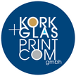 Logo von Kork+Glas printcom GmbH