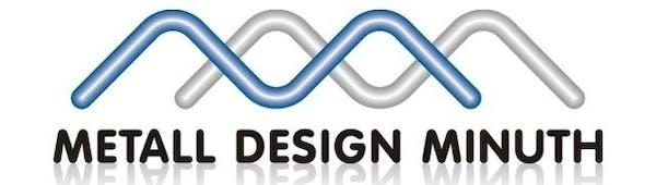 Logo von Metall-Design-Minuth GbR