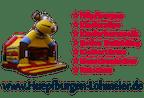 Logo von Aufgeblasene Werbung / Hüpfburgen Lohmeier