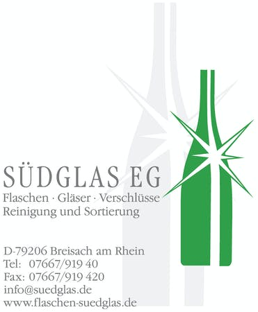 Logo von Südglas e.G.