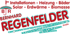 Logo von Bernhard Regenfelder Installations- Spenglerei- Heizungs GmbH