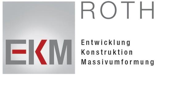 Logo von EKM-Roth GmbH