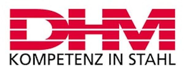 Logo von DHM Dirk Häusgen Metallbau